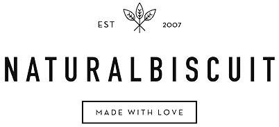 Natural Biscuit - Made with Love